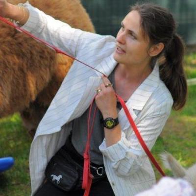 dzieci poznają zwierzęta 2